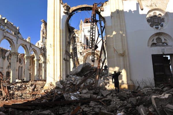 Tragedia en Haití: El nuevo terremoto ocurre en medios de graves crisis política y económica