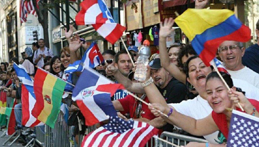 EE UU: Población hispana creció un 23% desde 2010 – Blancos disminuyeron en 2,6 y afroamericanos aumentaron en un 5,6%