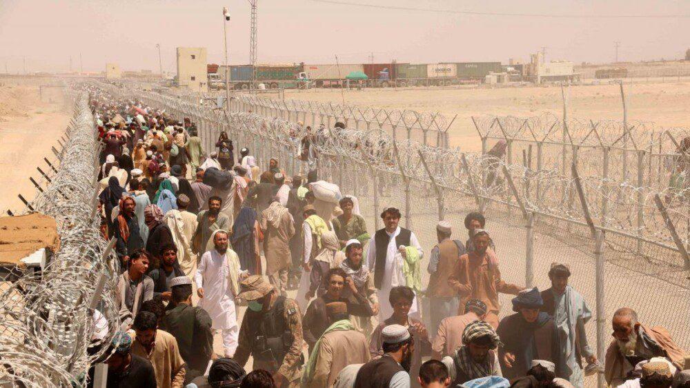 El caos en Afganistán hace caer la aprobación de Biden complicado con el plazo de salida de sus tropas el 31 de agosto