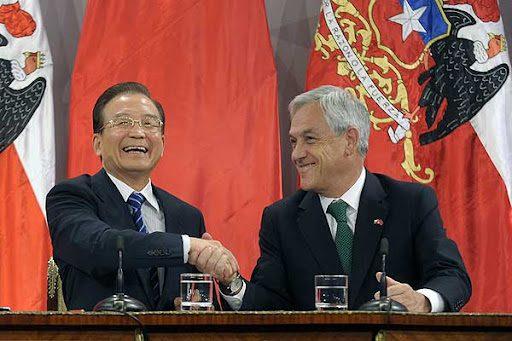 China-Chile:  inversión y comercio